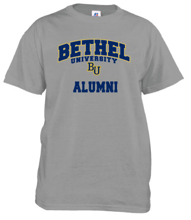 Bethel Alumni T-Shirt by Russell