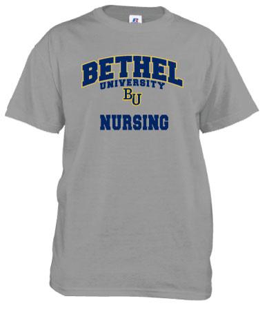 Bethel Nursing T-Shirt by Russell