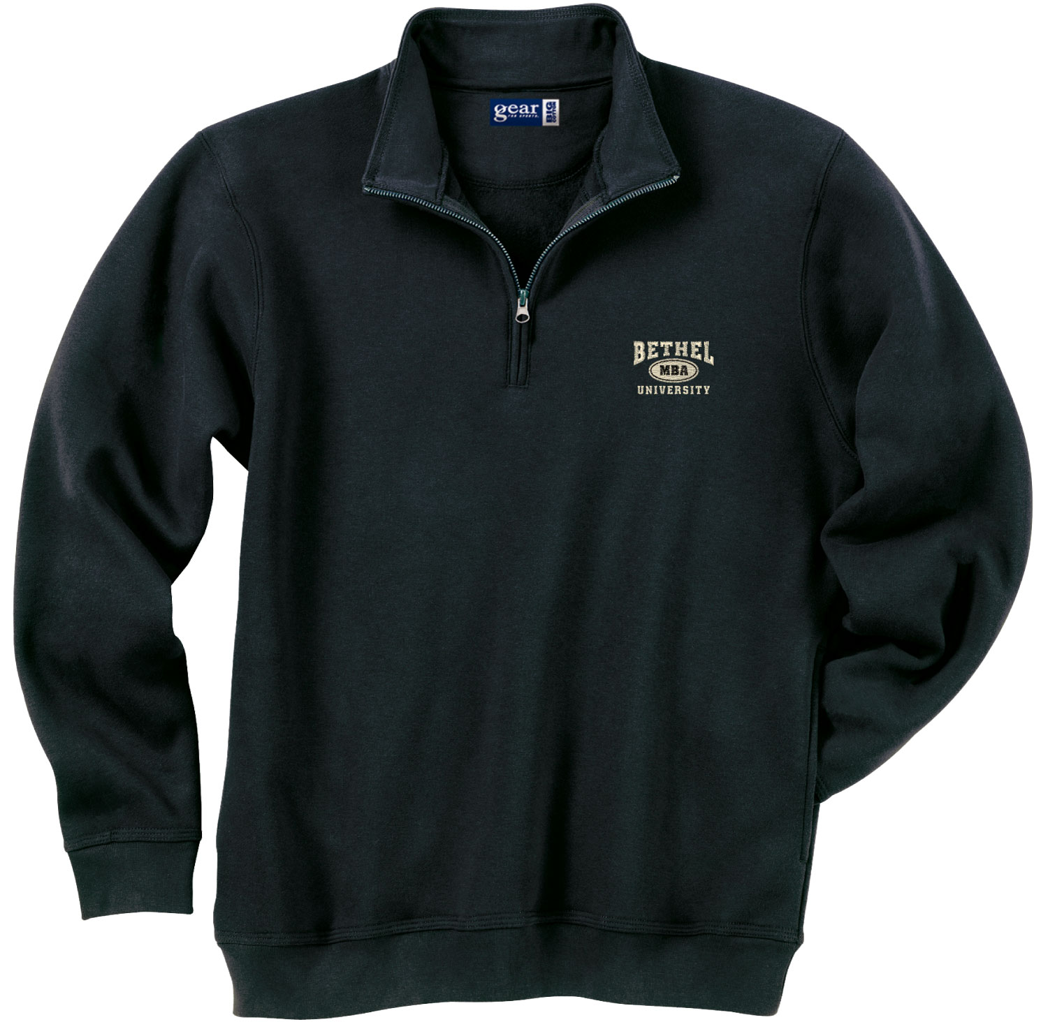 G/1/4 ZIP/BLK/MBA/MD