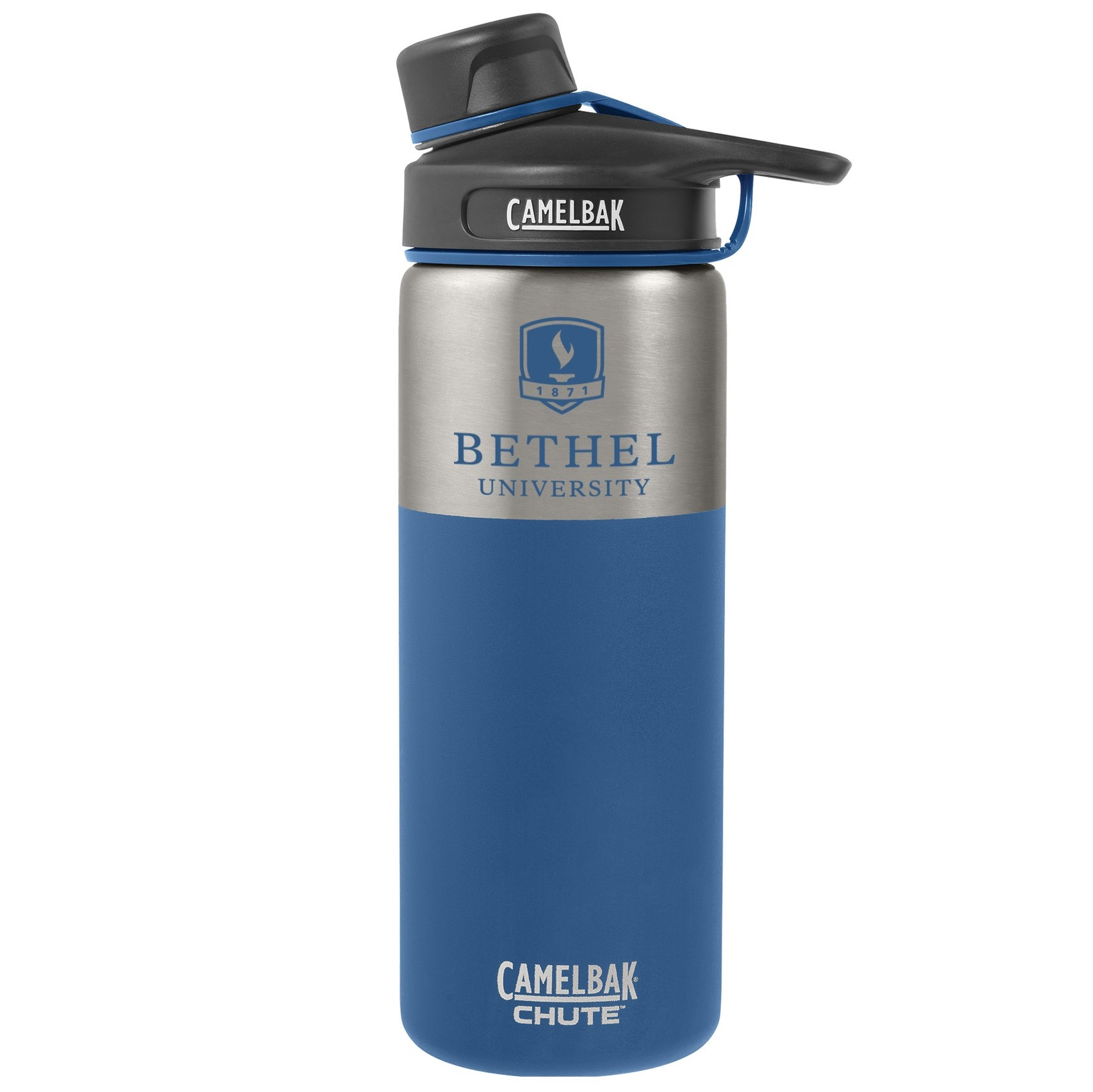 Blue Camelbak Vacuum Insulated Chute