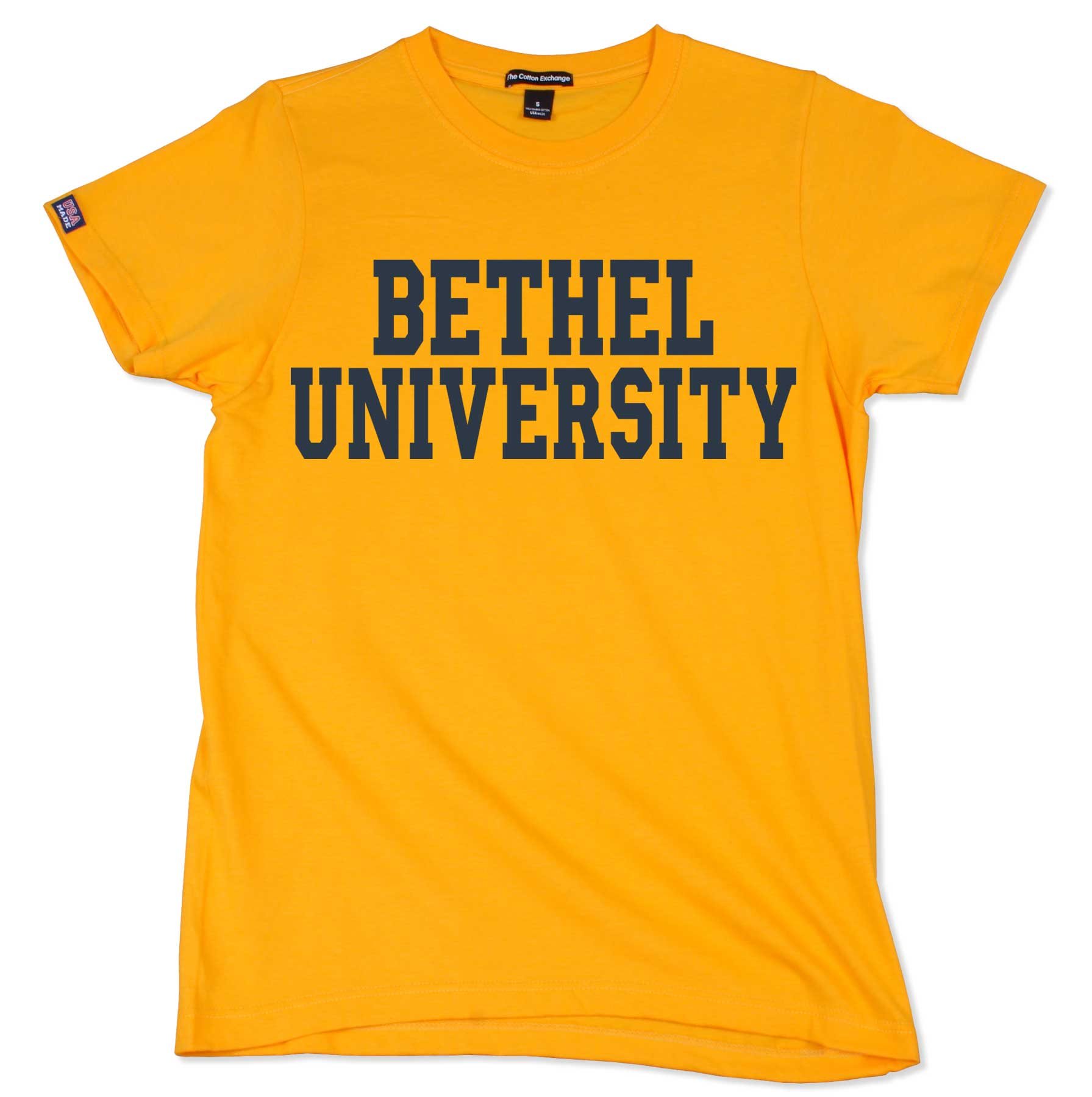 Bethel university t shirt by the cotton exchange bethel for University t shirts with your name