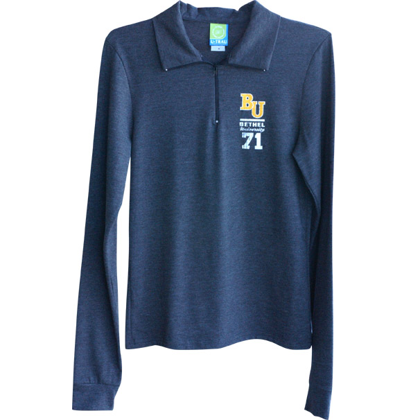 Image For Bethel 1/4 Zip Shirt by U-Trau