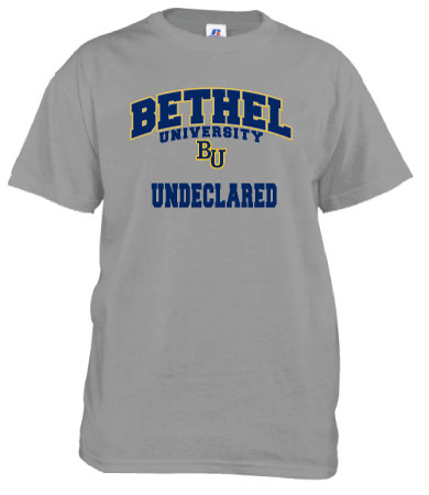 Image For Bethel Undeclared T-Shirt by Russell