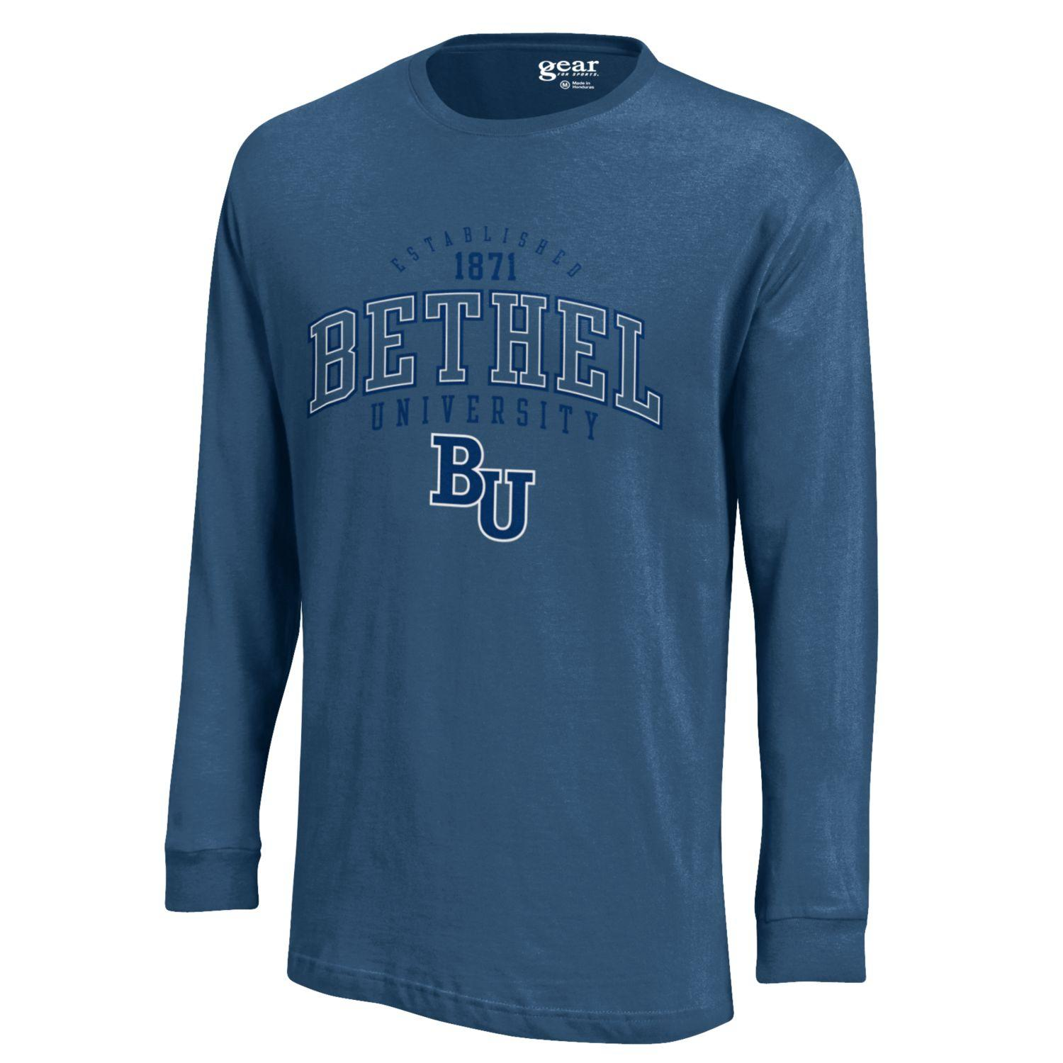 Image For Blue Long Sleeve Tee