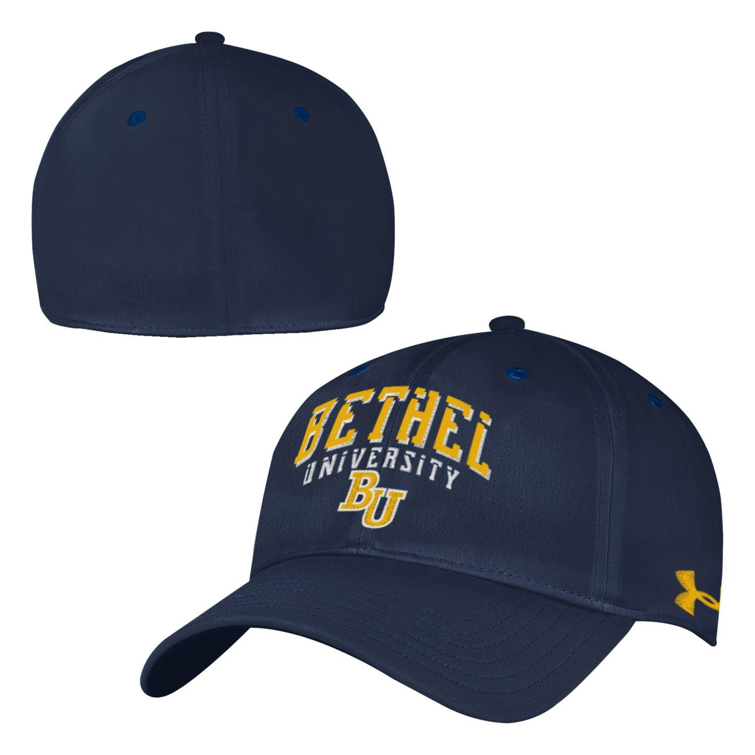 Image For Navy UnderArmour Cap