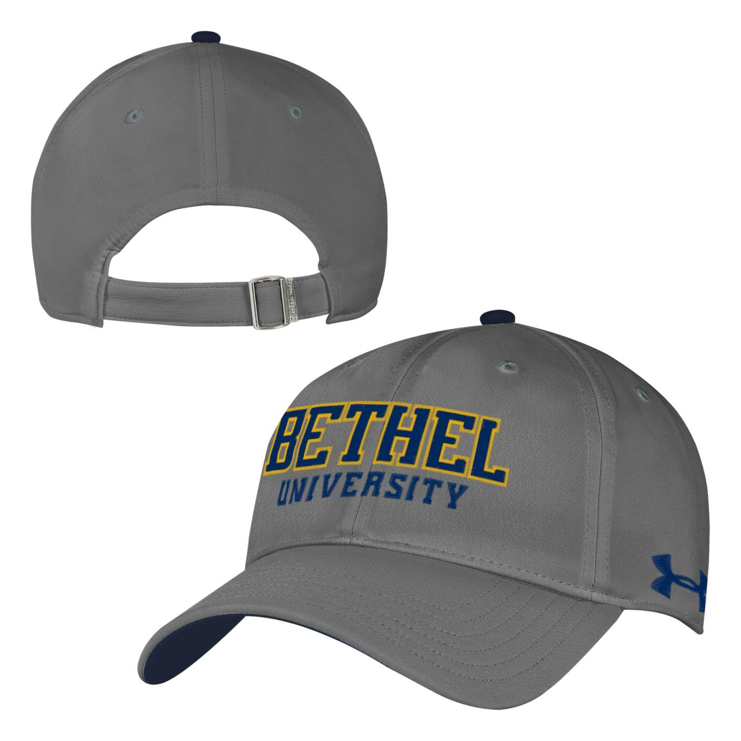 Image For Gray UnderArmour Cap