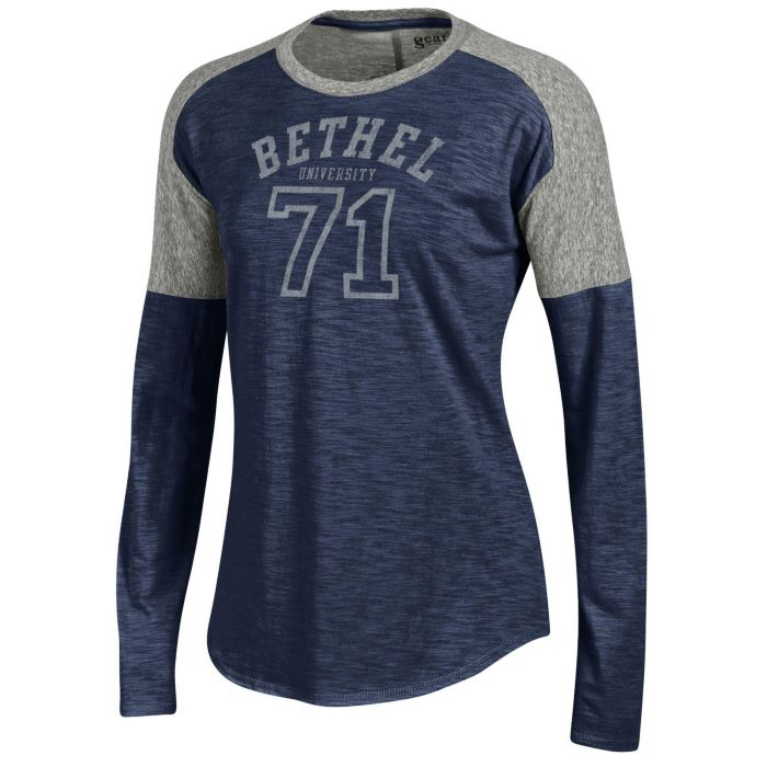 Image For Ladies' Long Sleeve Tee