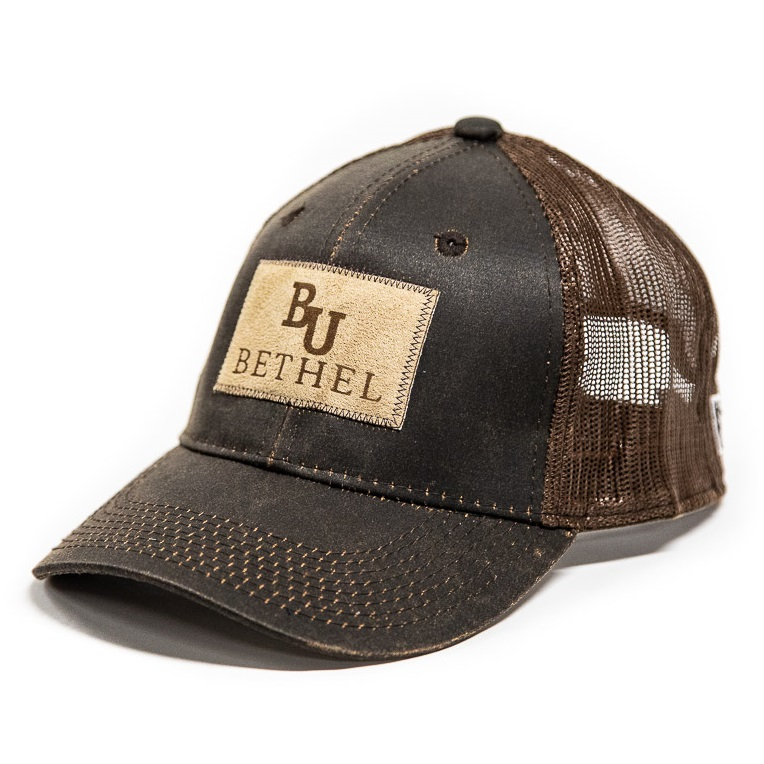 Image For Brown Cap