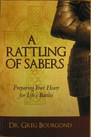 Image For A Rattling of Sabers (hardcover)